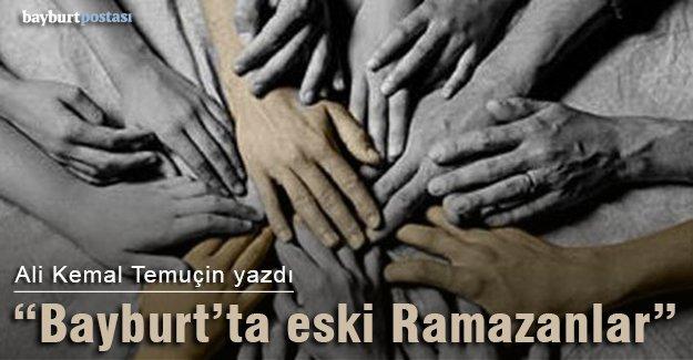 'Ramazan Sevinci'