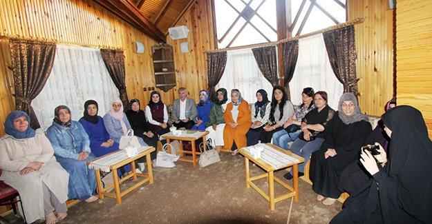 Başkan Memiş, belediye çalışmalarını anlattı