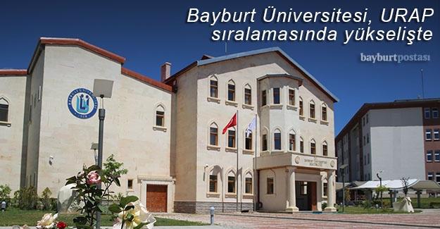 Bayburt Üniversitesi yükselişte