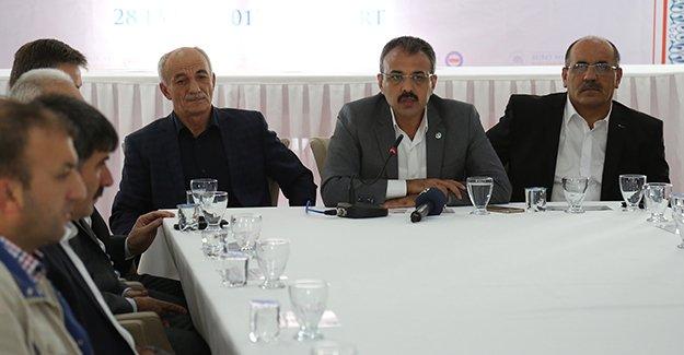 Büro Memur-Sen, Bayburt'ta toplandı