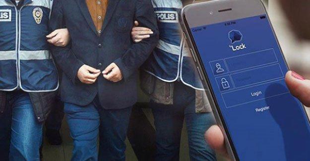 Bylock kullanıcısı 5 kişi tutuklandı!