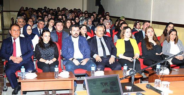Bayburt Üniversitesi'nden Dünya Gıda Günü etkinliği