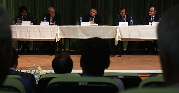 Ekonomi Bakanlığı ve KOSGEB'in mali destekleri anlatıldı