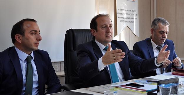 Vali Pehlivan, Bayburt yatırımlarını anlattı