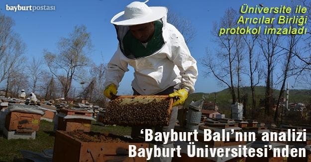 Bayburt balı üniversite laboratuvarında analiz edilecek