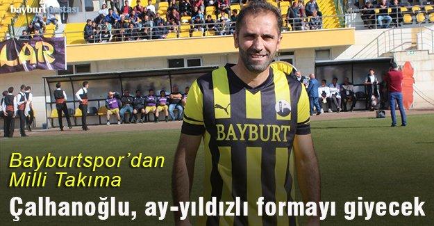 Çalhanoğlu, Veteranlar Milli Takımı'nda