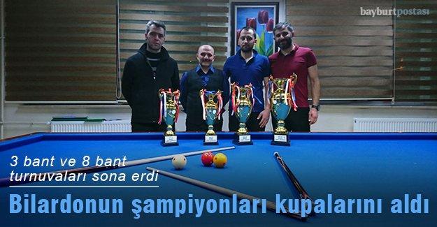 3 bantta Cevdet Türker, 8 bantta Muharrem Kılıç