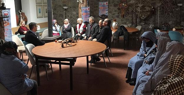 """Baksı Vakfı'nın SODES projesi: """"Kültürün Lezzeti"""""""