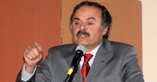 """Kaldırımoğlu'ndan """"OHAL'e karşı demokrasi"""" açıklaması"""