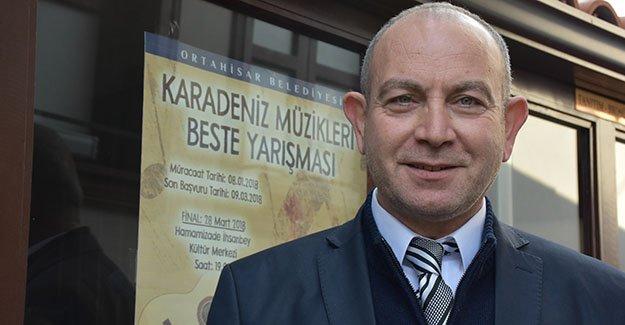 """""""Karadeniz Müzikleri Beste Yarışması""""nın başvuruları başladı"""