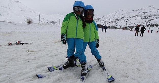 Kop Dağı Kayak Merkezi sezonu açıyor