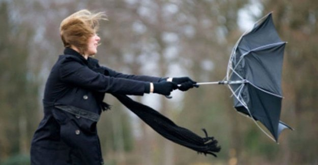 Meteoroloji'den 'kuvvetli rüzgar' uyarısı!