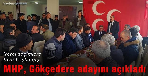 MHP, Gökçedere'de başkan adayını açıkladı
