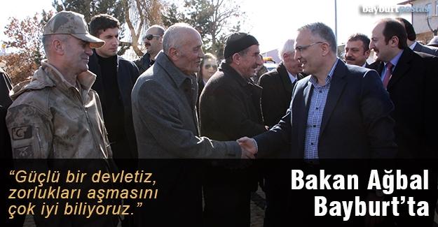 """Bakan Ağbal: """"Türkiye, herkesin yatırım yapmak istediği bir ülke"""""""