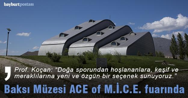 Baksı Müzesi ACE of M.I.C.E. Fuarında