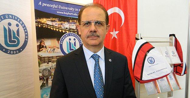 Bayburt ile Gürcistan üniversiteleri arasında iş birliği