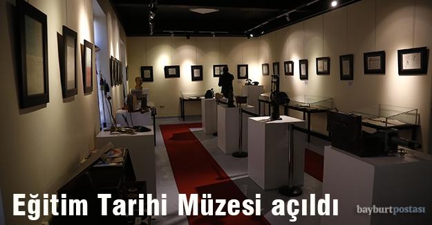 Eğitim Tarihi Müzesi açıldı