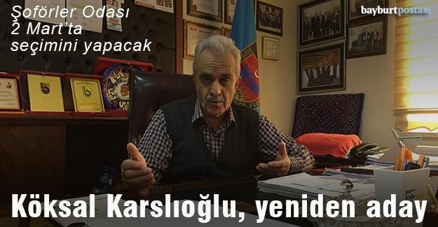 """Köksal Karslıoğlu: """"İyi olan kazansın"""""""
