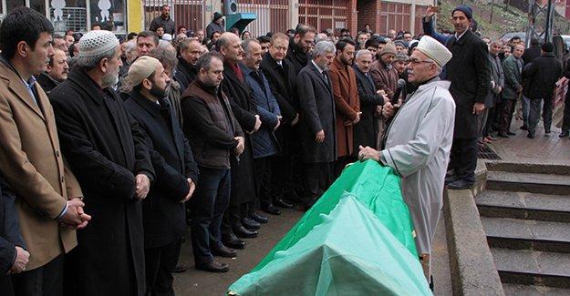 Prof. Hacımüftüoğlu'nun acı günü