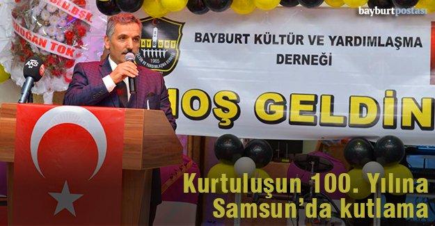 Samsun'da 100. kurtuluş heyecanı