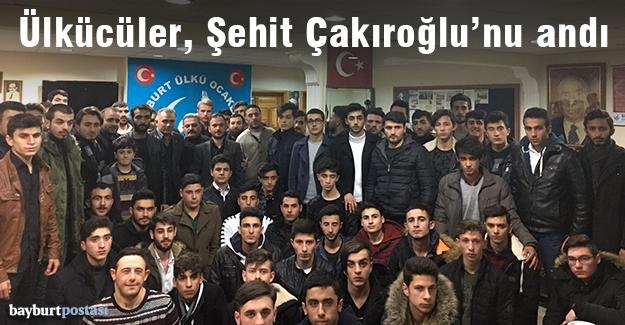 Ülkü Ocakları, Fırat Çakıroğlu'nu andı