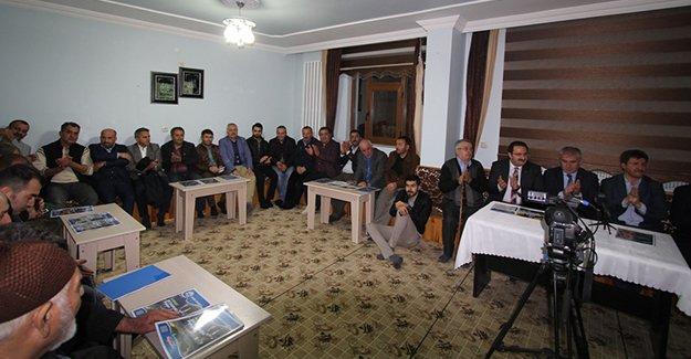 AK Parti, Zahit Mahallesi sakinleri ile buluştu