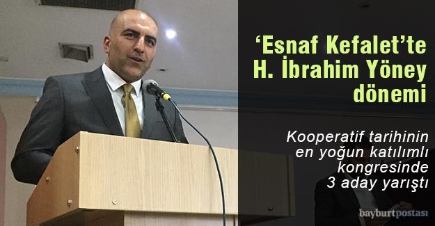 'Esnaf Kefalet'te Halil İbrahim Yöney dönemi