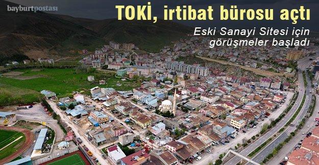 TOKİ 'kentsel dönüşüm' için irtibat bürosu açtı