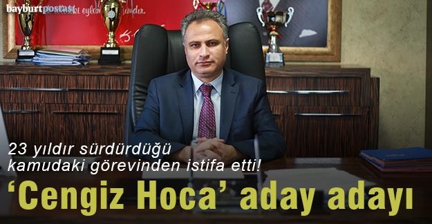 Karakaşoğlu, görevinden istifa etti