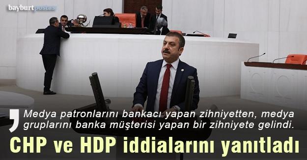 Kavcıoğlu, CHP ve HDP iddialarını yanıtladı