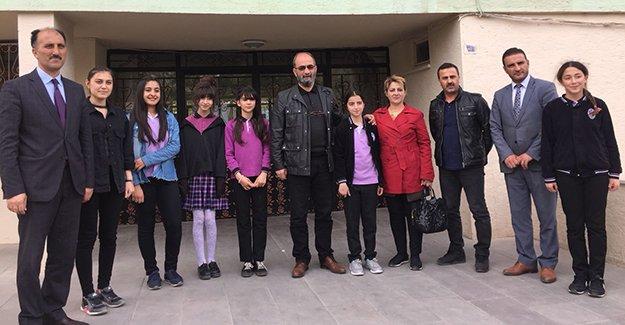 Kızılayın misafiri Sultan Cerhal