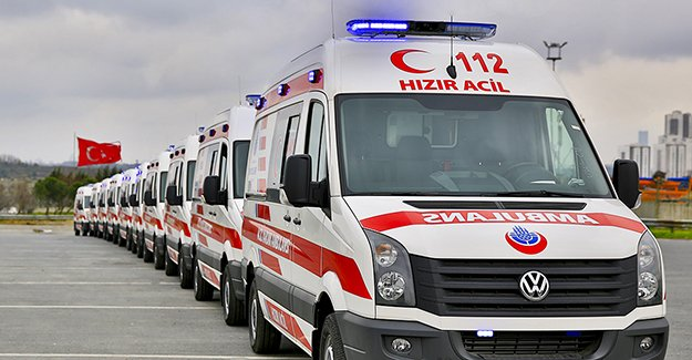TANAP'tan 10 kente ambulans desteği