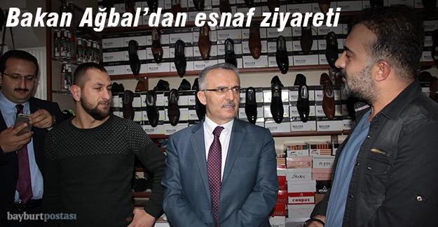 Ağbal, 24 Haziran seçimleri için destek istedi