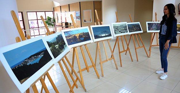 """""""Bir Gözüm Hep Dışarıdaydı 30+10"""" Fotoğraf sergisi"""