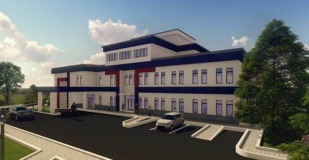Aydıntepe Entegre Hastanesi ihalesi yapıldı