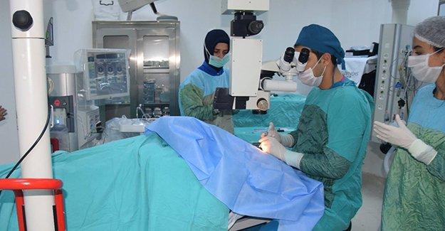 Bayburt Devlet Hastanesi'ne FAKO Cihazı