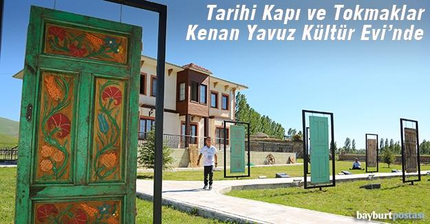 Geleneksel Türk Kapıları ve Tokmakları Beşpınar'da sergileniyor