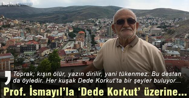 Prof. Memmed İsmayıl'la Dede Korkut üzerine...