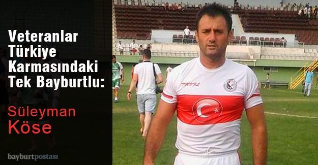 Vetaranlar Türk Milli Karmasında Bayburt'u temsil etti