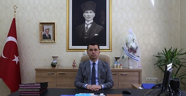 Bayburt Vali Yardımcısı Öztürk, görevine başladı