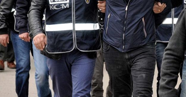 Bayburt'ta aranan 8 kişi tutuklandı