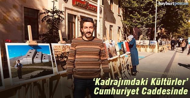 """""""Kadrajımdaki Kültürler Projesi""""nde sergi"""