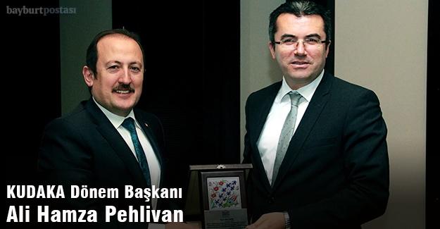 KUDAKA Dönem Başkanı Ali Hamza Pehlivan