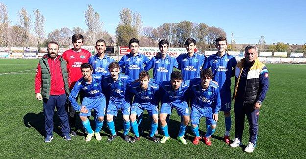 Rahman Köse'nin takımı şampiyon