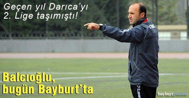 Yeni Teknik Direktör Uğur Balcıoğlu