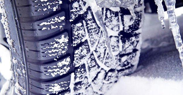 Bayburt Valiliği'nden kış lastiği uyarısı