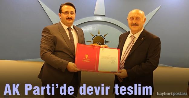 Hacı Ali Polat, görevi devraldı