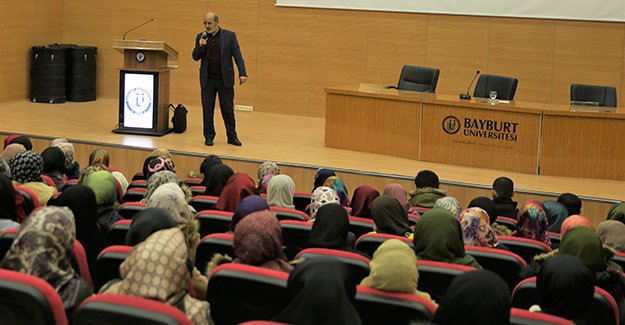 İlahiyat Fakültesinden 'Sünneti Anlamak' konferansı