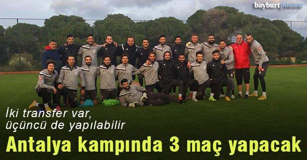 Lider'in Antalya kampı devam ediyor