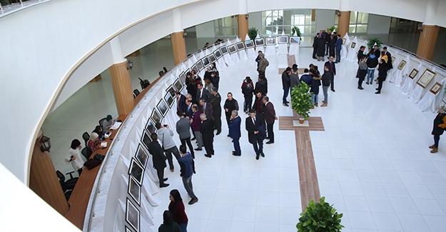 Bayburt Üniversitesi Modern ve Geleneksel Sanatlara ev sahipliği yaptı
